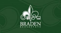 BradenRealestate 250x136 Logo Design
