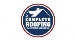 Complete roofing 250x136 Logo Design