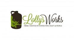 LollysWorksLogo 250x136 Logo Design