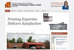 NelsonPrinting 250x169 Web Design
