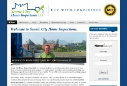Scenic City Home Inspections 250x169 Web Design