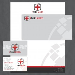 iTekHealth Letterhead3 250x250 Graphic Design