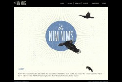 theNimNims 250x169 Web Design