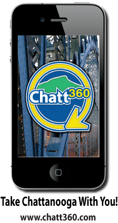 iphone ad Design IT Services Creates New Logo Design For Chatt360